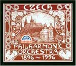 A commemorative album for the 100th Anniversary of the Czech Philharmonic