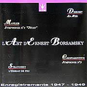 L'Art de Ernest Borsamsky - or whom?